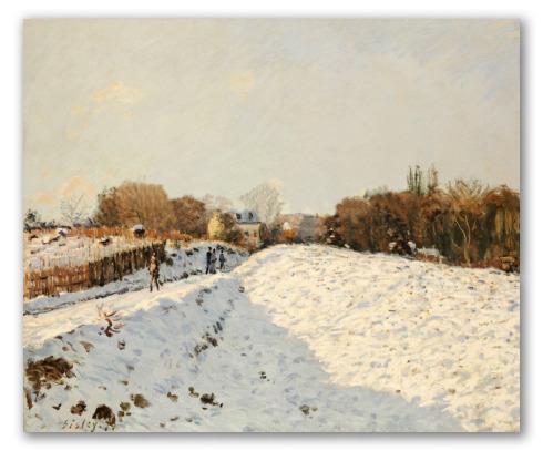 Nieve en Argenteuil