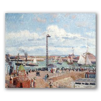 El Embarcadero de los Pilotos en Havre