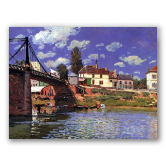 Puente en Villeneuve