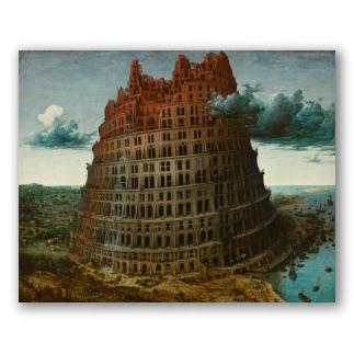 La Torre de Babel - P. Brueghel